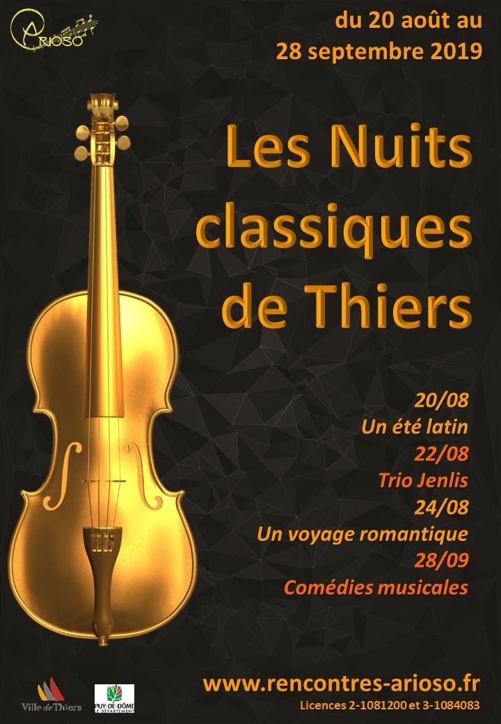 Festival Les Nuits Classiques de Thiers