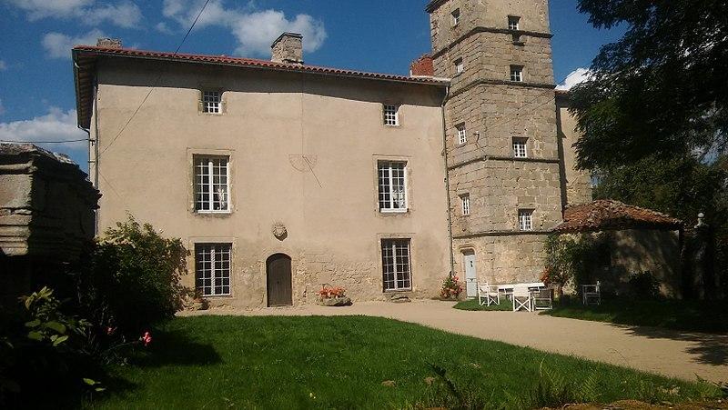 chateau de Folgoux