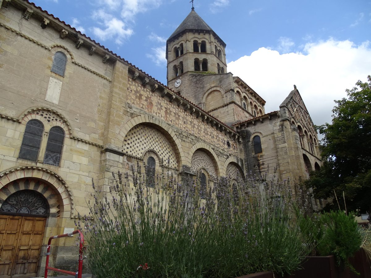 Eglise de Chauriat