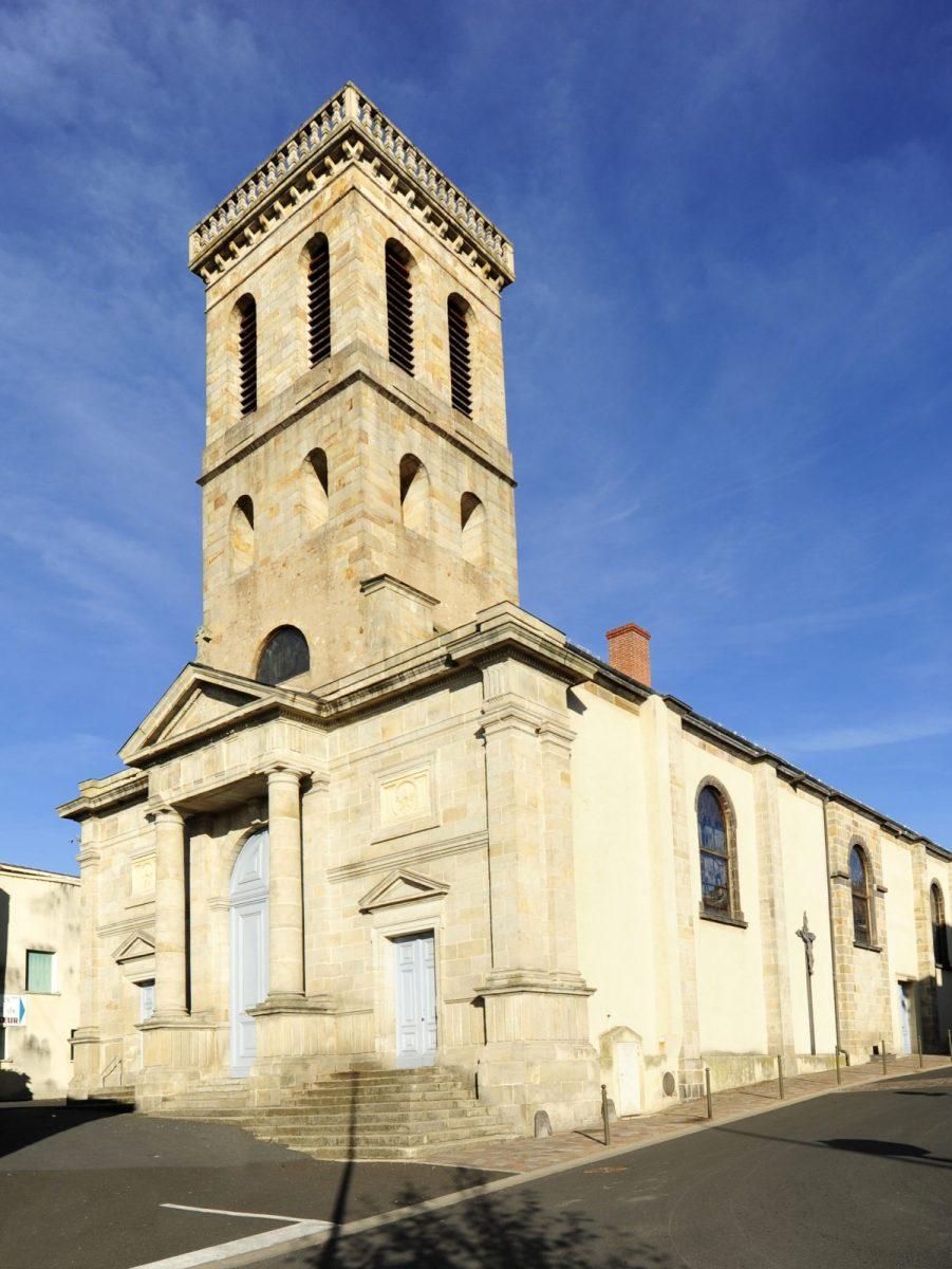 Eglise de Lezoux
