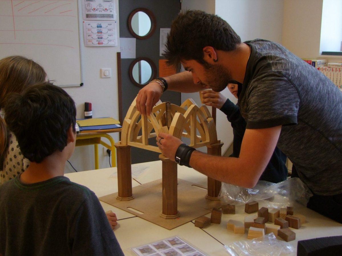 Atelier maquettes PAH