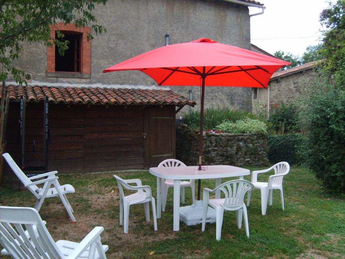 Saint-Flour l'Etang – Gîte Chez Marie