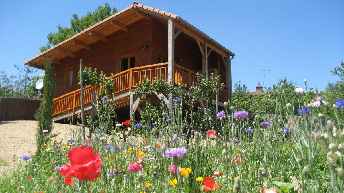 Les Mathieux – Cabane du jardin
