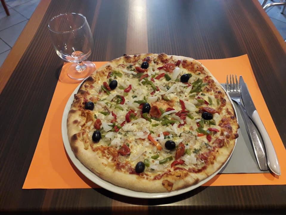 Pause Pizza – Courpière
