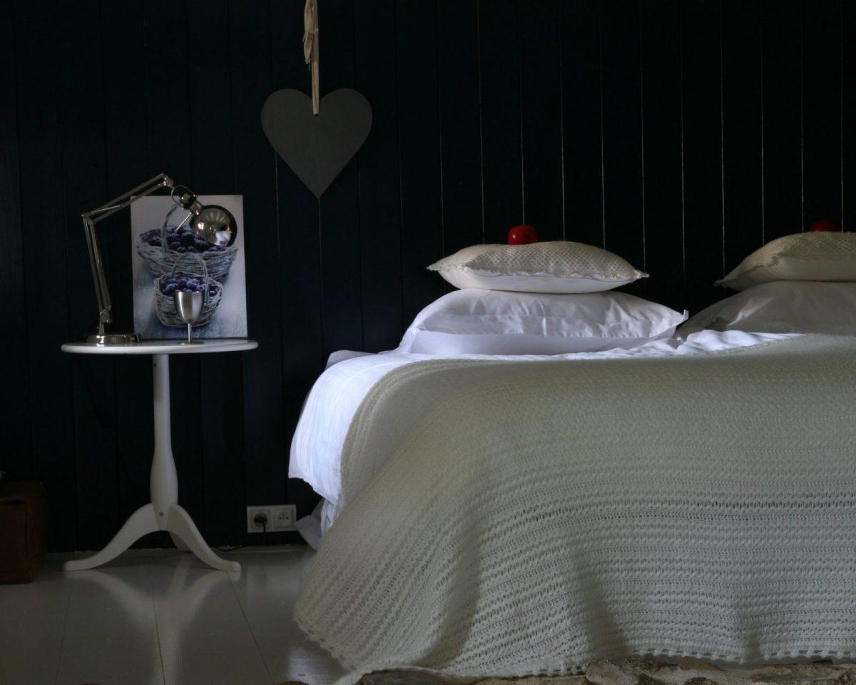 Chambre à coucher la paresse en douce