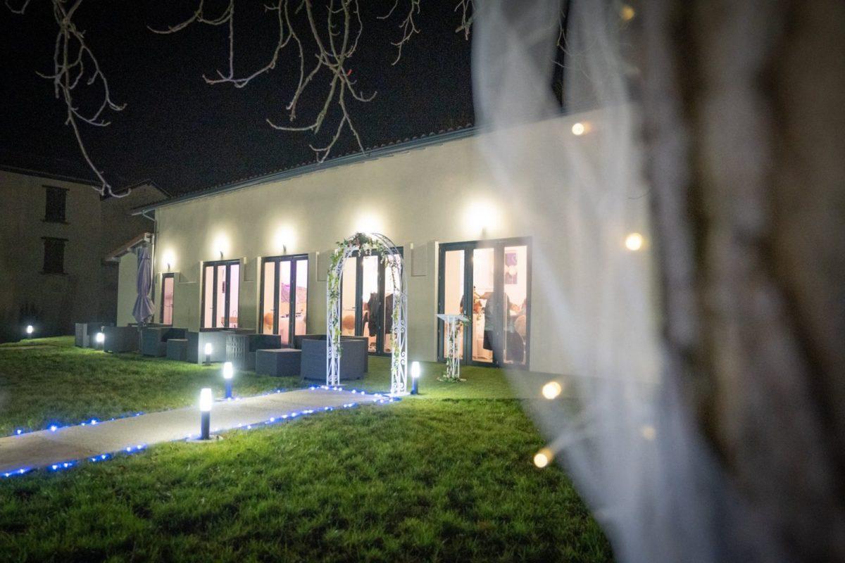 Extérieur Pavillon Fani