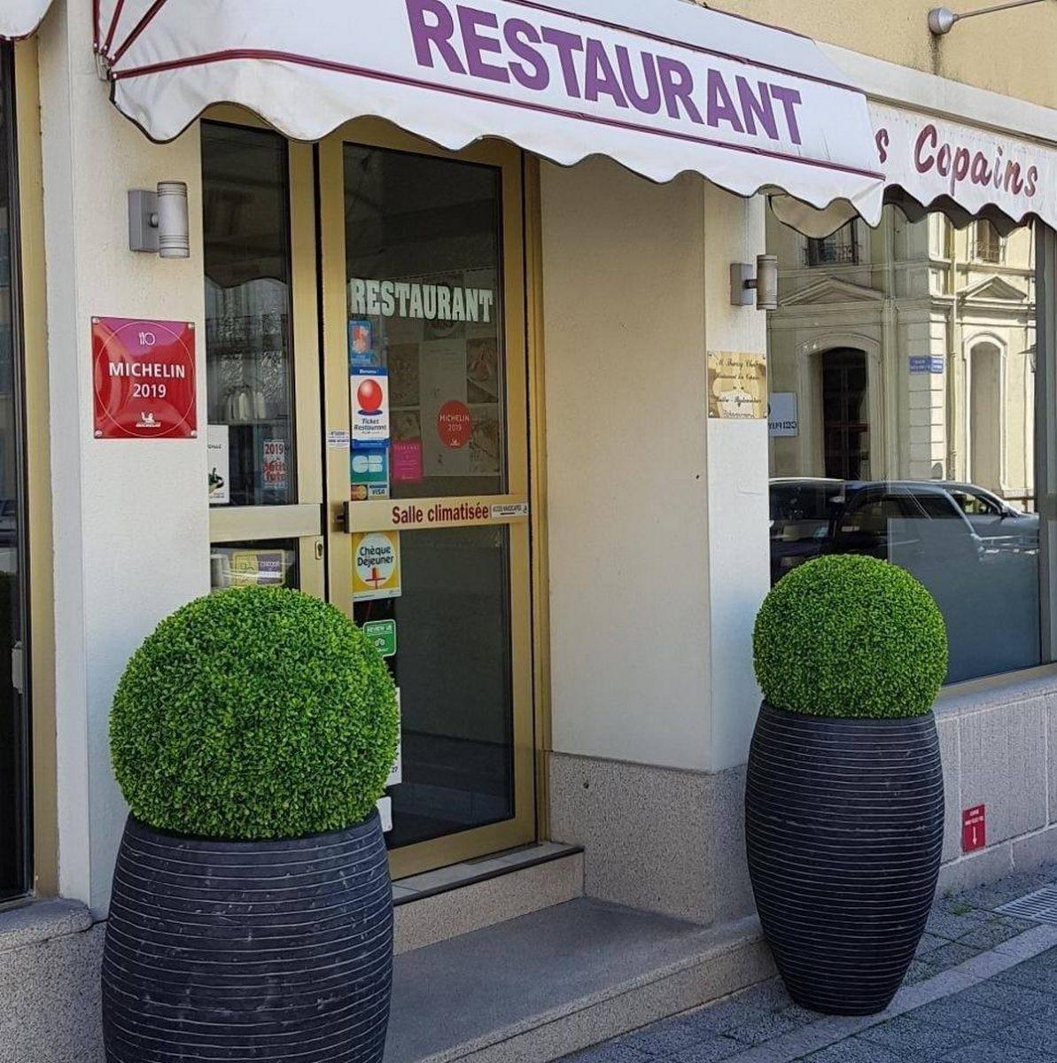 Restaurant les Copains – Ambert