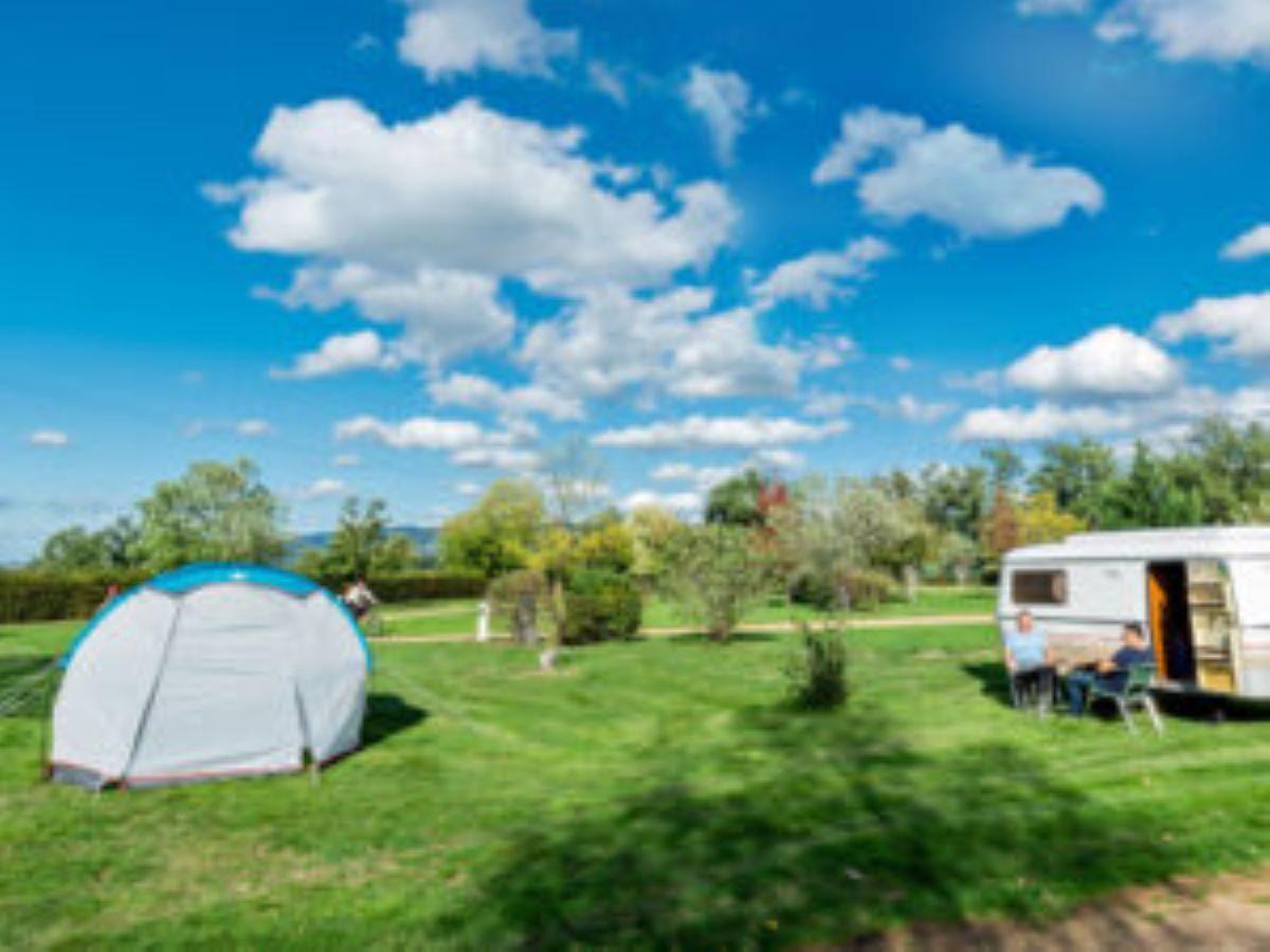 Centre nature «Quatre Vents» : le camping