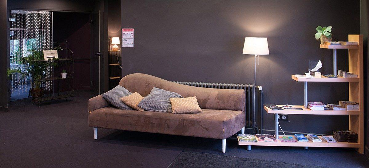 Hôtel la Chaumière -Accueil – Ambert