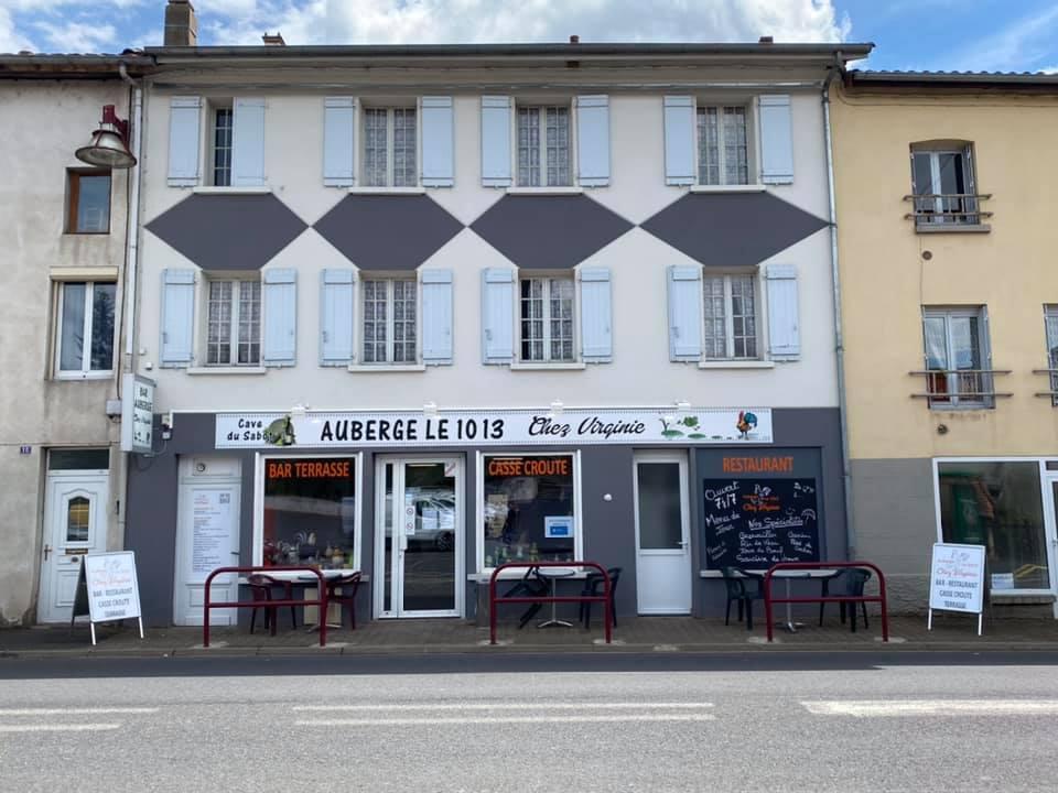 Auberge Le 1013 – Façade