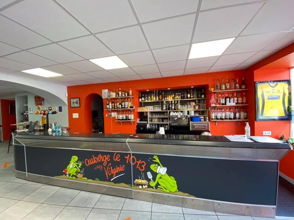 Auberge Le 1013 – Bar