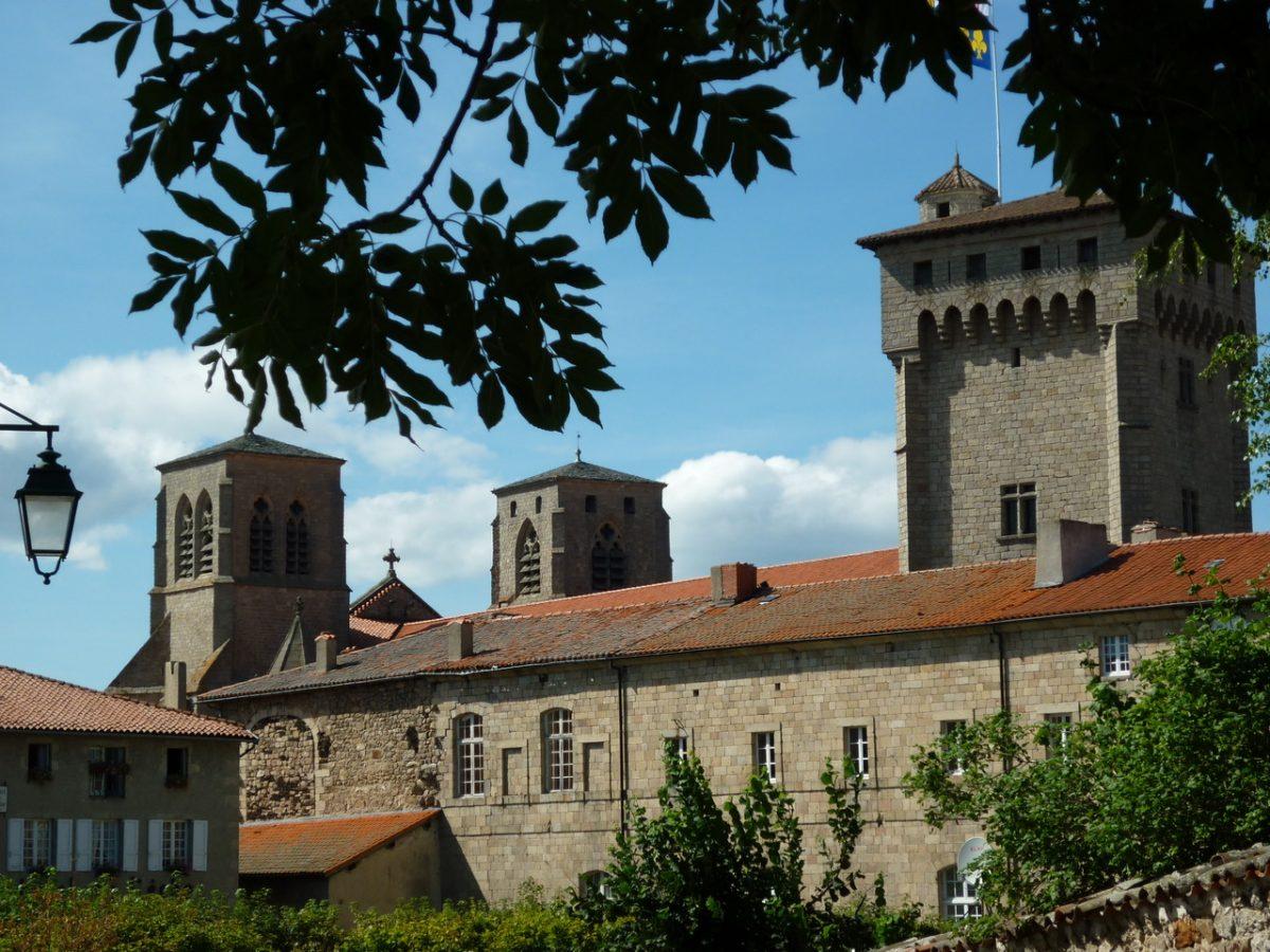 abbaye de La Chaise-Dieu
