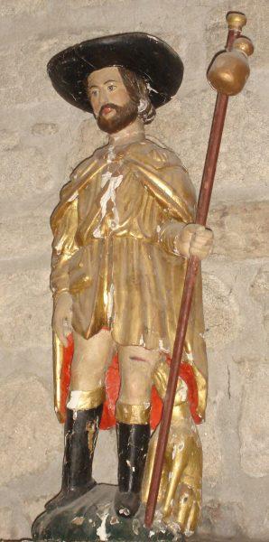 PCU_église Ntre-Dame de l'Assomption_St Roch, patron secondaire