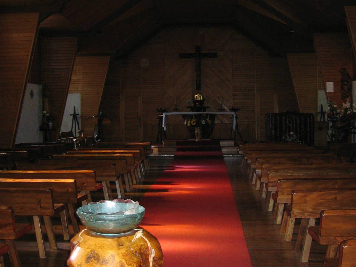 PCU_Chapelle Notre-Dame de la Forêt_intérieur bois
