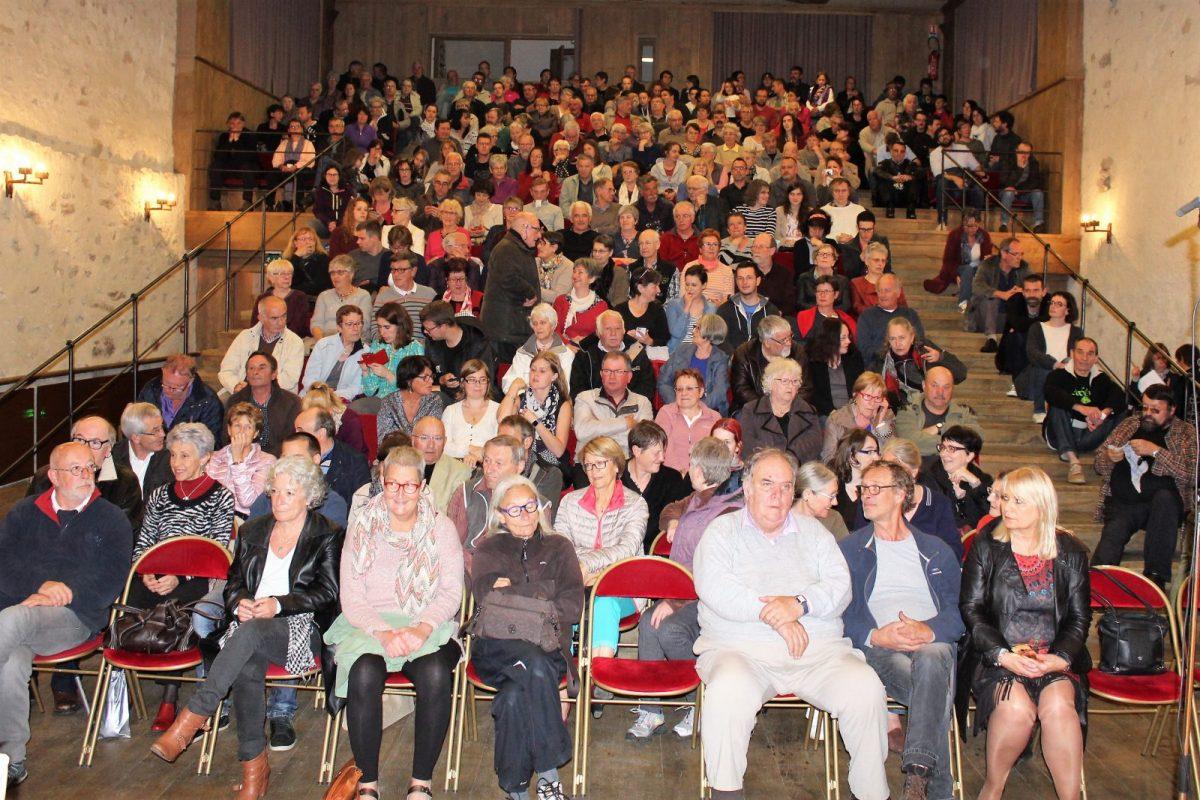 EQUI_Auditorium Cziffra_public Jeu des 100 euros France Inter